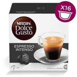 Dolce Gusto Espresso Intenso, 16 капсул